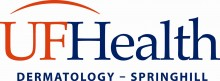 UF Health Dermatology at Springhill Logo